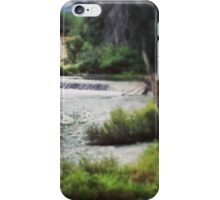View of the River  iPhone Case/Skin