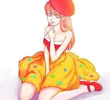 dessert girl by jealfay