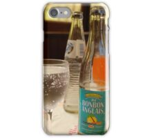 bonbon anglais! iPhone Case/Skin