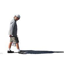 Homeless guy..... by DaveHrusecky