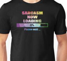 Sarcasm Now Loading Unisex T-Shirt