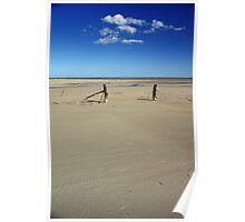 Coorong by day Poster