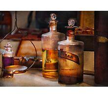 Apothecary - Magic Elixir  Photographic Print