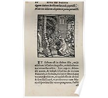 Contemplation Life and Passion Our Lord Jesus Christ Albrecht Durer 1557 0020 Poster