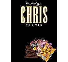 CHRIS TRAVIS Photographic Print