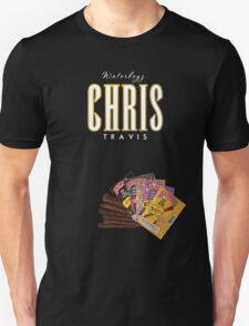 CHRIS TRAVIS Unisex T-Shirt