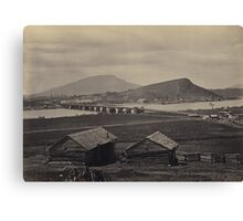 Chattanooga - Lookout Mountain Canvas Print