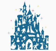 Most Magical Castle Kids Clothes