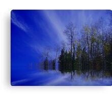 """Northern Lights"" Canvas Print"