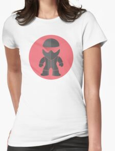 The Stig Car Racing Womens Fitted T-Shirt