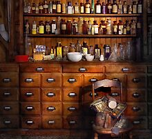 Apothecary - Just the usual selection by Mike  Savad