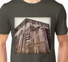 Distressed Barn in Wine Country  Unisex T-Shirt