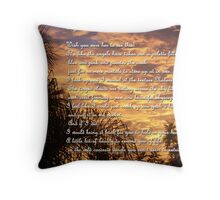 Sky Palette  Throw Pillow
