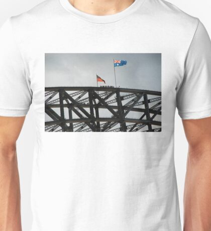 it's a long way to the top  Unisex T-Shirt