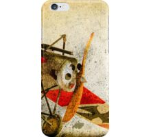 Planes that look like Toys iPhone Case/Skin