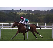 Frankel Stretches Out Photographic Print