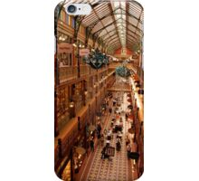 the strand arcade, sydney iPhone Case/Skin