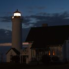 Tibbett's Point Lighthouse by ChrisCouse
