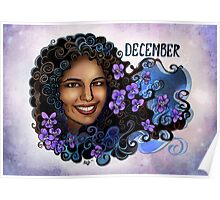 Angeliki of December Poster