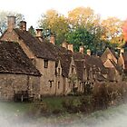 Bibury's Arlington Row by GlennB