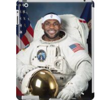 Lebron James Astronaut iPad Case/Skin
