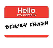 Stucky Trash by periphescence
