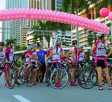 Race for breast cancer Miami by n3tzer0