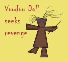 Voodoo Doll Seeks Revenge by Margaret Bryant