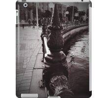 First Fleet Park, Sydney Harbour iPad Case/Skin