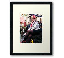 War Weekend at Pickering UK 10 Framed Print
