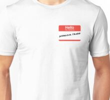 Johnlock Trash Unisex T-Shirt