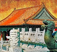 Forbidden City by Nigel Fletcher-Jones