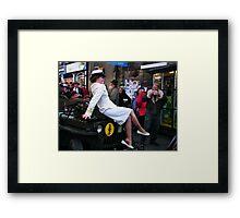 War Weekend at Pickering UK 11 Framed Print