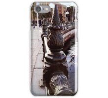 First Fleet Park, Sydney Harbour iPhone Case/Skin