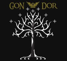 White Tree of Gondor by theycutthepower