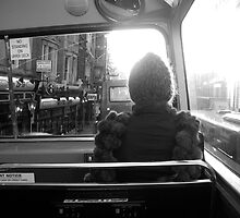 London bus by Jason Lee