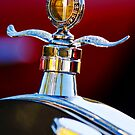 "Ford ""Boyce MotoMeter"" Hood Ornament by Jill Reger"