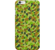 Australian army dpcu camouflage   iPhone Case/Skin