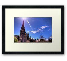St Patrick,Melbourne,Australia Framed Print