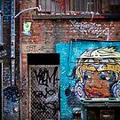 Grunge Alley by Steve Lovegrove
