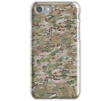 Australian Army Multicam Camouflage  iPhone Case/Skin