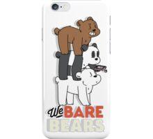 We Bare Bears iPhone Case/Skin
