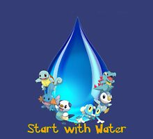 Start with water T-Shirt