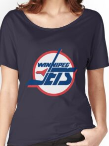 Jets Women's Relaxed Fit T-Shirt