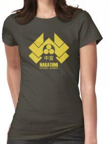 Nakatomi Plaza Womens Fitted T-Shirt
