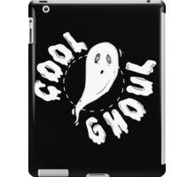 Cool Ghoul 1 iPad Case/Skin