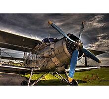 Antonov 2 Photographic Print