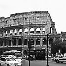 The Roman Colosseum by John Nelson