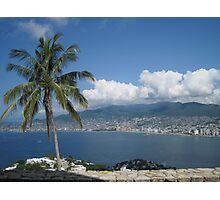 Las Brisas, Acapulco,Mexico Photographic Print