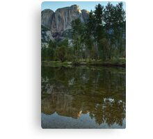 El Capitan & Merced River Canvas Print